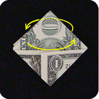 орнамент из денег 16