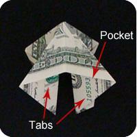 орнамент из денег 17