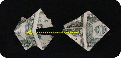 орнамент из денег 18