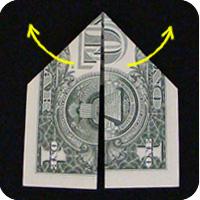 орнамент из денег 4