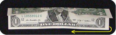 орнамент из денег 6