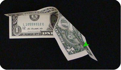 орнамент из денег 7