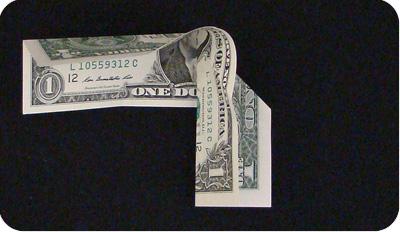 орнамент из денег 8