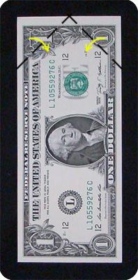 павлин из денег оригами 1