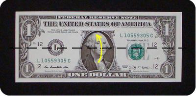 парусник из денег оригами 1