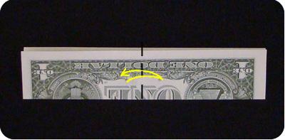 парусник из денег оригами 2