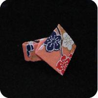 перстень из денег оригами 28