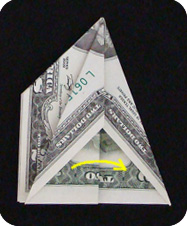Пирамида из денег своими руками 33
