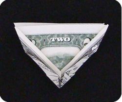 пирамида из денег 21