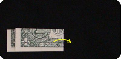 сапоги оригми из денег 3