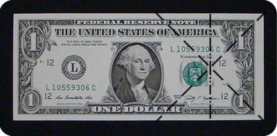 стрелка из денег 12