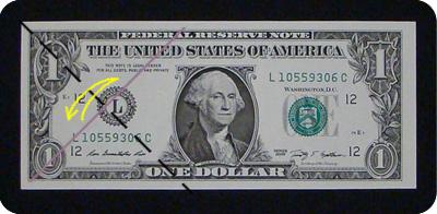 стрелка из денег 2