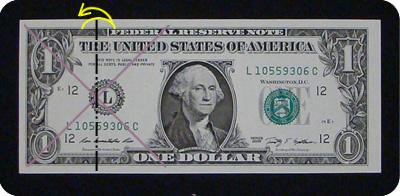 стрелка из денег 3