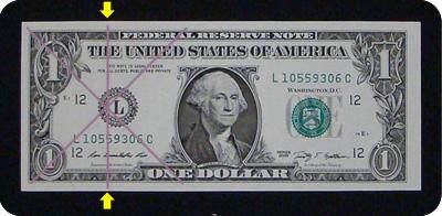 стрелка из денег 4