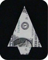 ёлка из денег 16