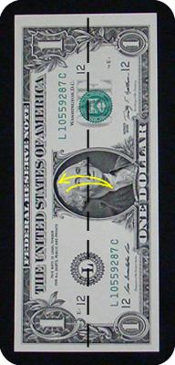 ёлка из денег 3