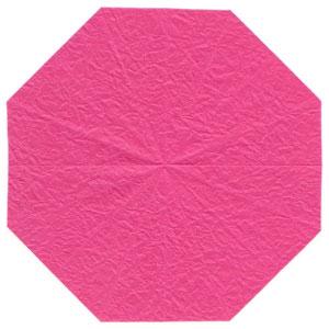 клематис оригами 2