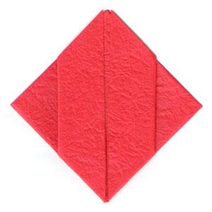 оригами тюльпан 14