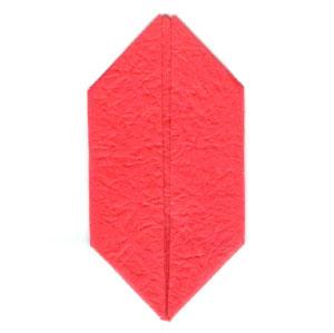 оригами тюльпан 18