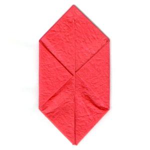 оригами тюльпан 20