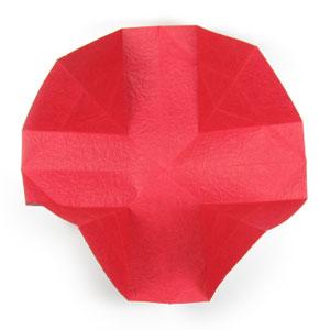 оригами тюльпан 23