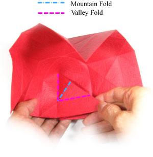 оригами тюльпан 25