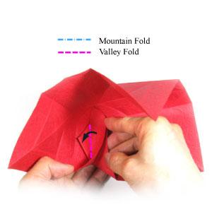 оригами тюльпан 27