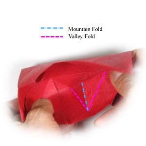 оригами тюльпан 34