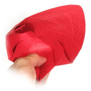 оригами тюльпан 36