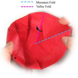 оригами тюльпан 37