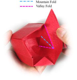 оригами тюльпан 38
