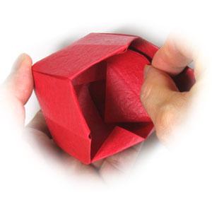 оригами тюльпан 39