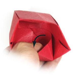оригами тюльпан 40