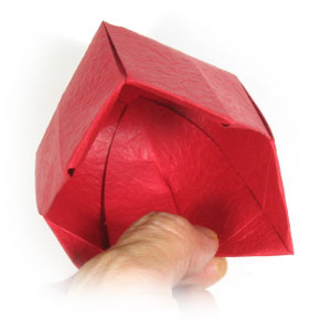 оригами тюльпан 41