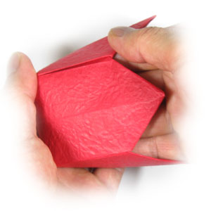 оригами тюльпан 42