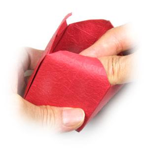 оригами тюльпан 46