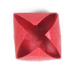 оригами тюльпан 49
