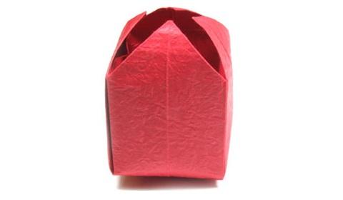 оригами тюльпан 51