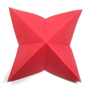 оригами тюльпан 7