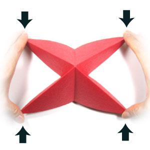 оригами тюльпан 8