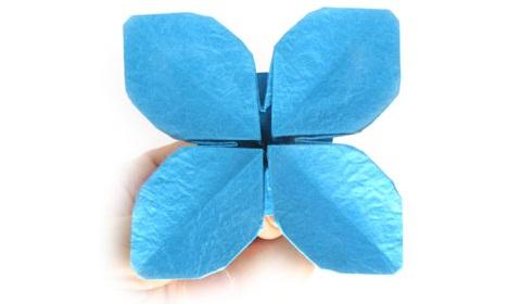 Гортензия оригами 50