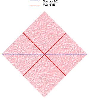 кизил оригами 3
