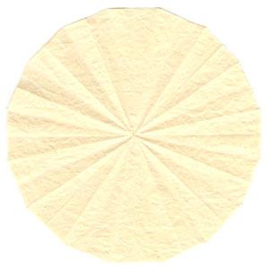 маргаритка оригами 1