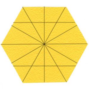 нарцисс оригами 5