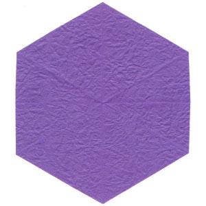 шафран оригами 2