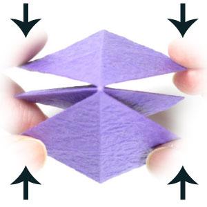 шафран оригами 4