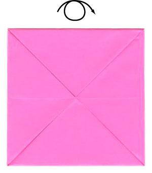 Бумажный лотос 7