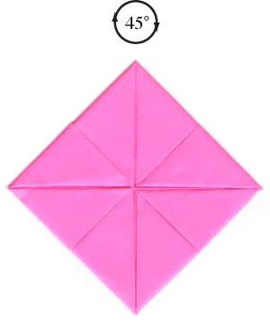 Бумажный лотос 9