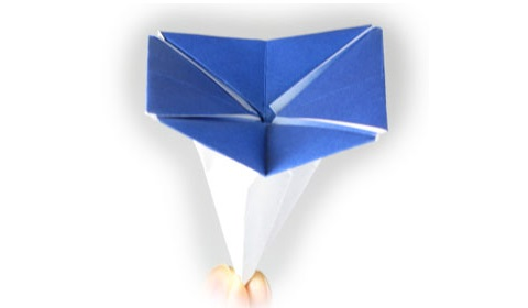 Ипомея оригами 27