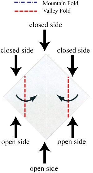 Ипомея оригами 3